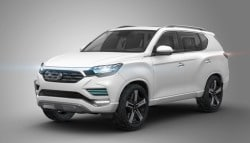 Paris 2016: SsangYong LIV-2 Concept Makes Public Debut
