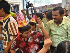 Surat Showroom Throws Open Door For Children With Disabilities To Mark PM Narendra Modi's Birthday