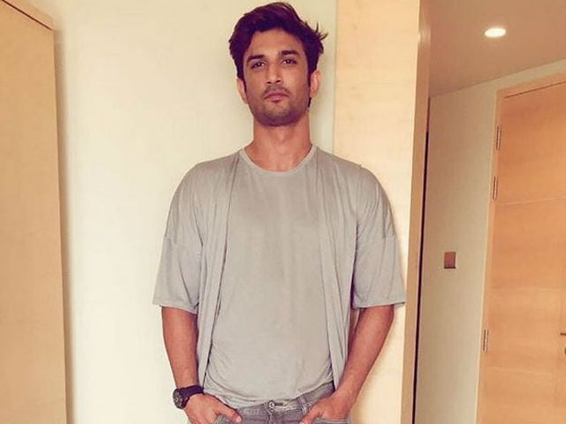 Sushant Singh Rajput Turns Dhoni In A Blink!