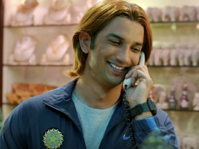 'MS Dhoni - The Untold Story' movie review and box-office collections