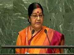 Full Text of Foreign Minister Sushma Swaraj's Speech At United Nations