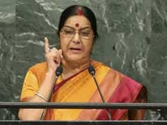 Union Minister Sushma Swaraj Asks Envoy To Help Cancer-Stricken PIO In France