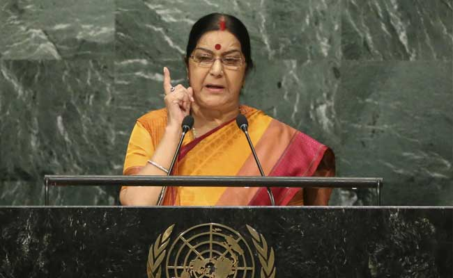 Image result for Sushma UN