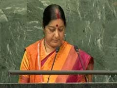 Sushma Swaraj Attacks Pak, Says Such Nations 'As Culpable As Terrorists'