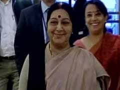 External Affairs Minister Sushma Swaraj Discharged From AIIMS After Kidney Transplant