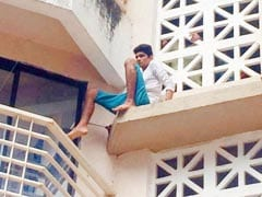 After Mother Was Slapped, Mumbai 20-Yr-Old Climbed Up 3 Floors With Sword