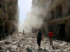 Syria Peace Talks In Lausanne End: US Official