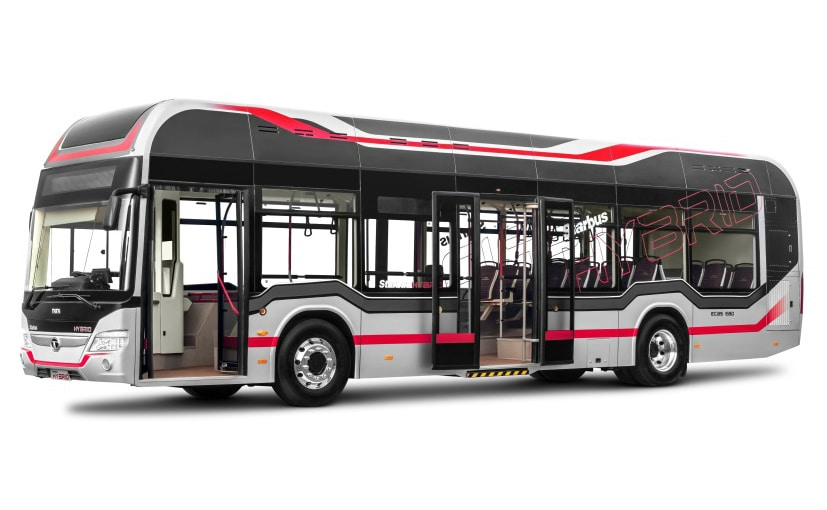 Tata Motors Bags 5000 Orders For Buses From State ...