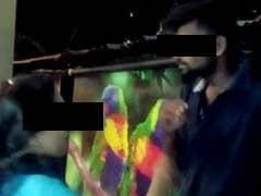 व्हॉट्सऐप वीडियो : एनसीपी विधायक ने अपनी देखरेख में लड़की से पिटवाया कथित छेड़ने वाले लड़के को