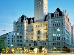 Staying At The New Trump Hotel In D.C.? You'll Pay A Price Beyond $700 A Night