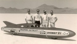 Triumph's History With The Land Speed Record - A Timeline