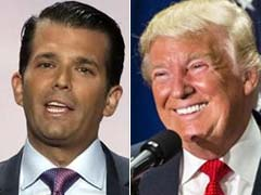 Donald Trump's Son Clarifies 'Gas Chamber' Comment After Criticism