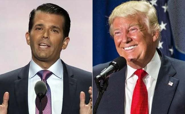 Donald Trump Jr. Says His Gas Chamber Comment Totally Wasn't Anti-Semitic