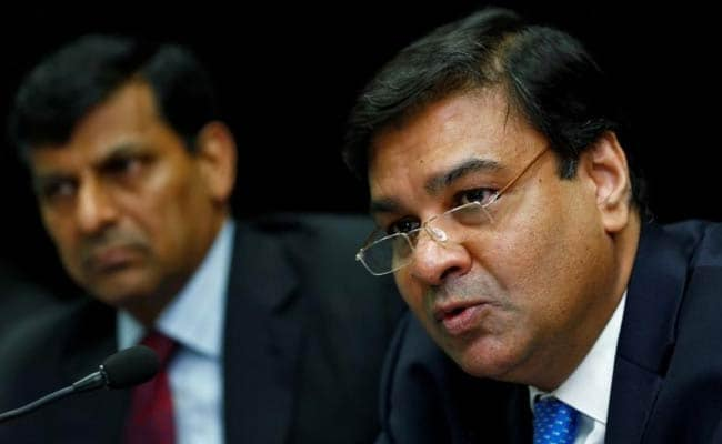 Urjit Patel took over as chief of the RBI from Raghuram Rajan on September 4.