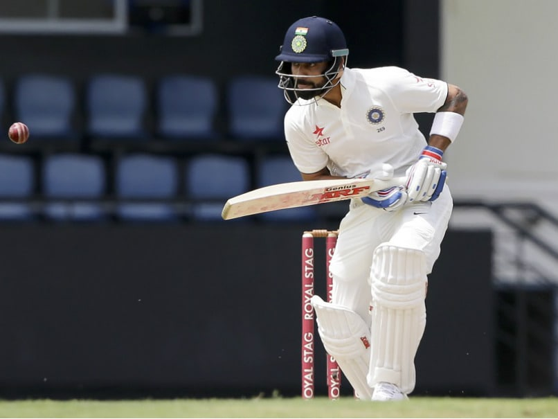 Kohli Pooh-Poohs Question On His Poor Form Ahead of Eden Gardens Test