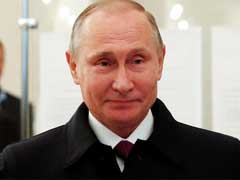 Vladimir Putin Cancels Visit To Paris In Syria Row