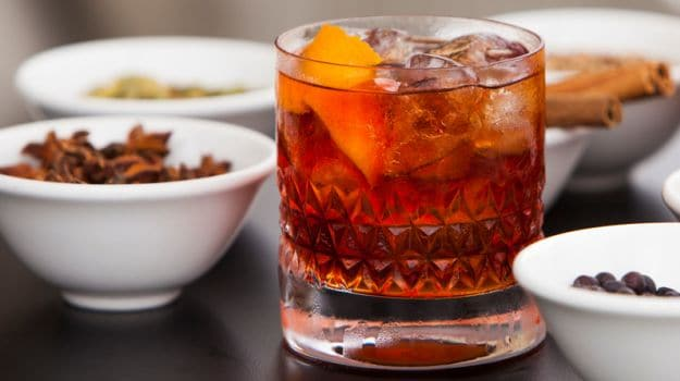 7 best whiskey cocktails recipes ndtv food for Good summer whiskey drinks