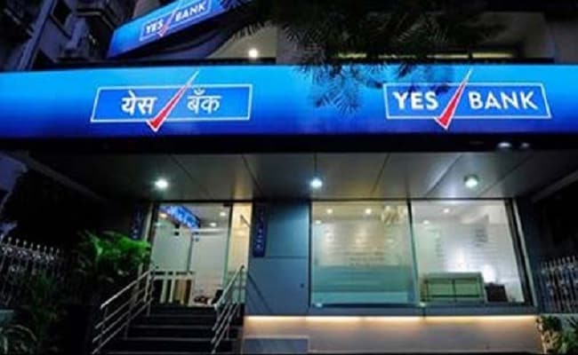 Yes Bank shares fell 5.47 per cent following news of undiscovered NPAs