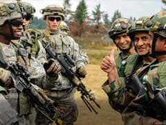 India-US Joint Military Exercise 'Yudh Abhyas 2016' Begins