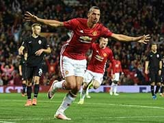 Manchester United to Extend Zlatan Ibrahimovic Deal by One Year: Jose Mourinho