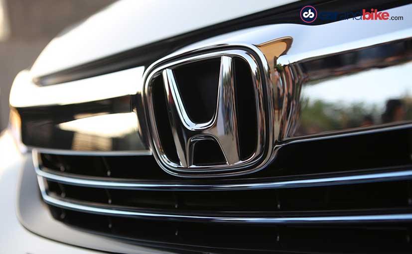 2016 Honda Accord Hybrid Logo