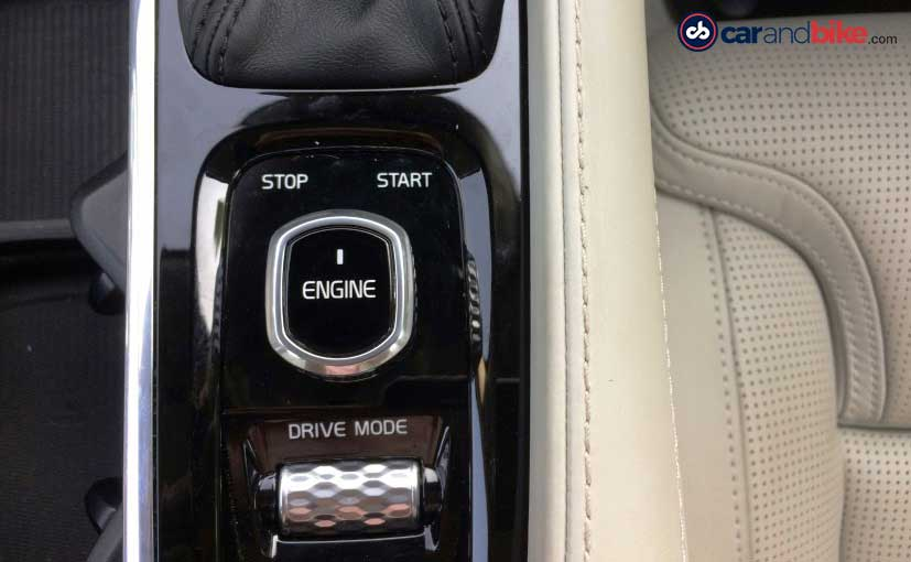 2016 Volvo S90 Driving Modes