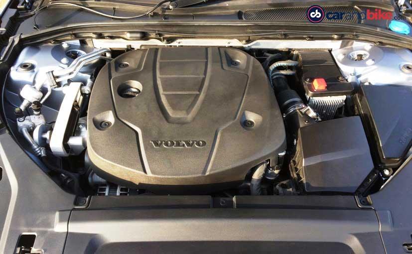 2016 Volvo S90 Engine