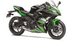 2017 Kawasaki Ninja 650 Launched In India; Priced At Rs. 5.69 Lakh