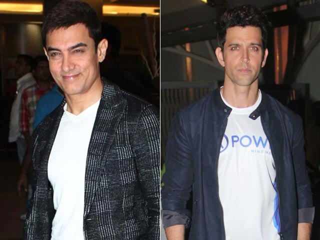 Here's How Aamir Khan, Hrithik Roshan Will Celebrate Diwali