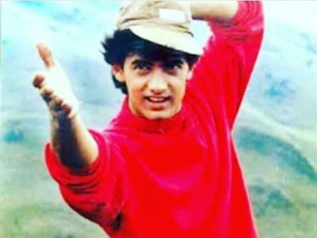 Spot Aamir Khan in This Vintage Pic From Jo Jeeta Wohi Sikandar