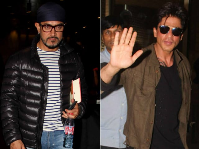 Aamir Refused Josh Because of Shah Rukh's Role