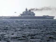 Spain Says Russia Cancels Syria-Bound Warships Fuel Stop