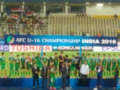 Iraq Beat Iran in Penalty Shootout to Win AFC U-16 Championship