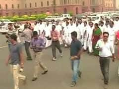 'Sent by Jayalalithaa,' Say Party MPs On Cauvery Protest in Delhi