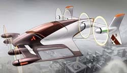Airbus Reveals Vahana - The Autonomous Flying Taxi Concept