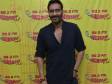 Ajay Devgn Says, 'I Fear Losing My Stardom'