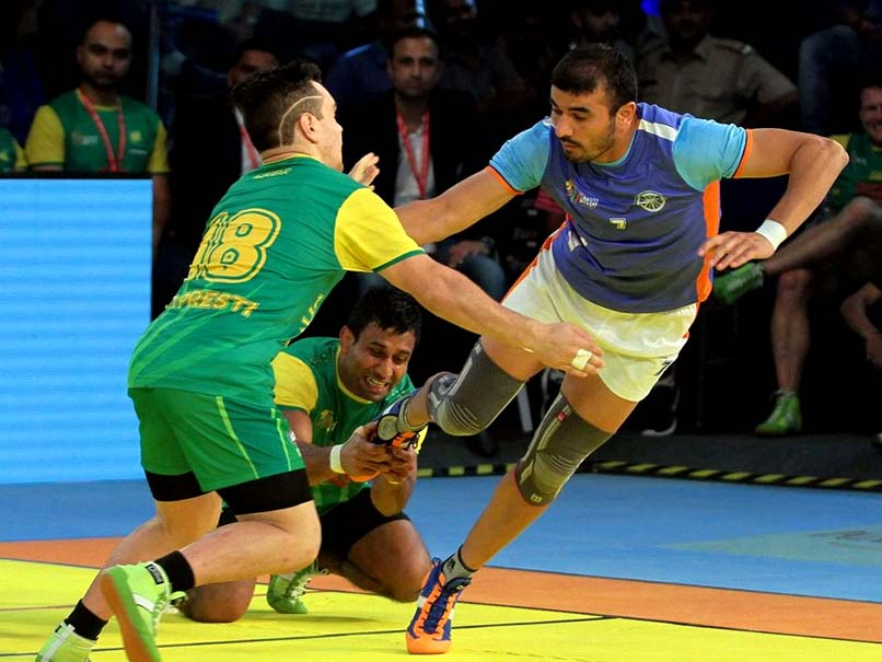Sehwag Trolls This Journalist Again, Hailing India's Kabaddi World Cup