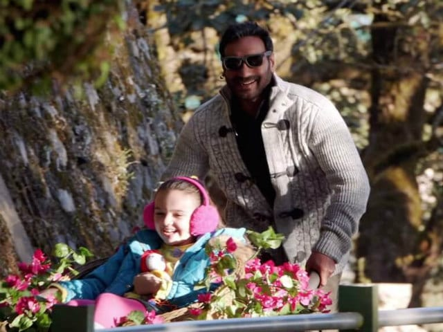 For Shivaay, Ajay Devgn Picked Actors From 'All Over The World'