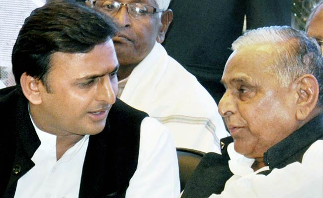 Blog: 'Betrayal,' Mulayam Yadav Has Said About Son Akhilesh. And Yet...