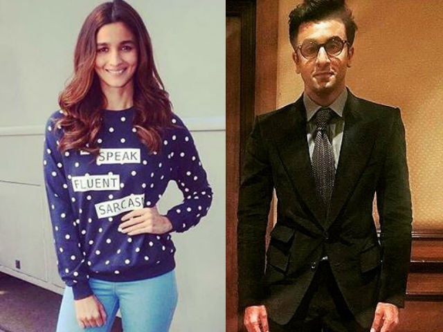 Not Just Ranbir, But Alia Bhatt Is Reportedly A Superhero Too In Dragon