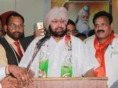 Punjab Elections 2017: Kashmir Encounter Shows Demonetisation Failed, Says Amarinder Singh