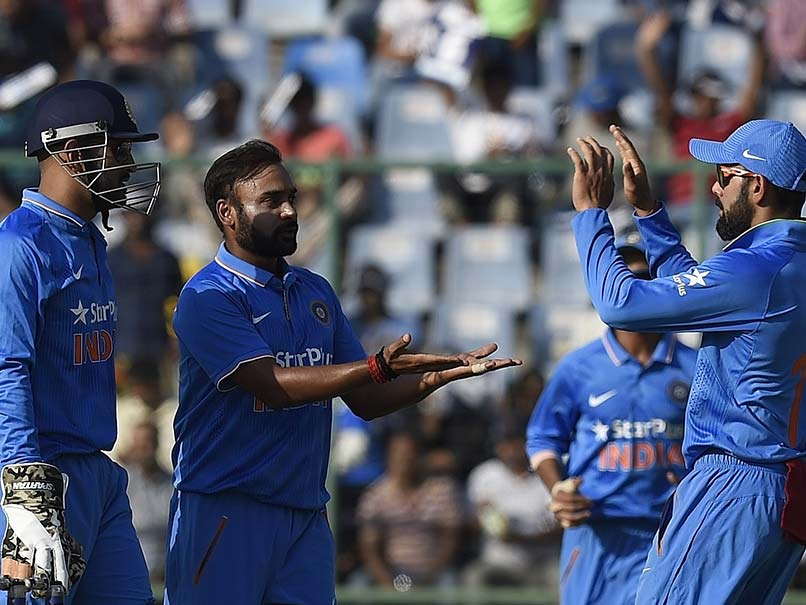 Amit Mishra Relishes Role of Spearheading Indian Spin Attack