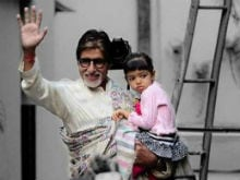 Amitabh Bachchan Plans to Spend Some Time With Aaradhya on Birthday