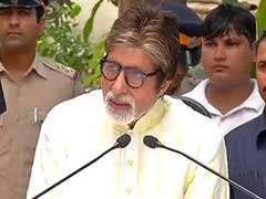 Have Not Signed Up To Sing Tribute About Uri Soldiers: Amitabh Bachchan