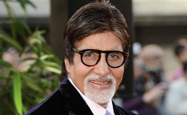 Actor Amitabh Bachchan Made GST Brand Ambassador By Government