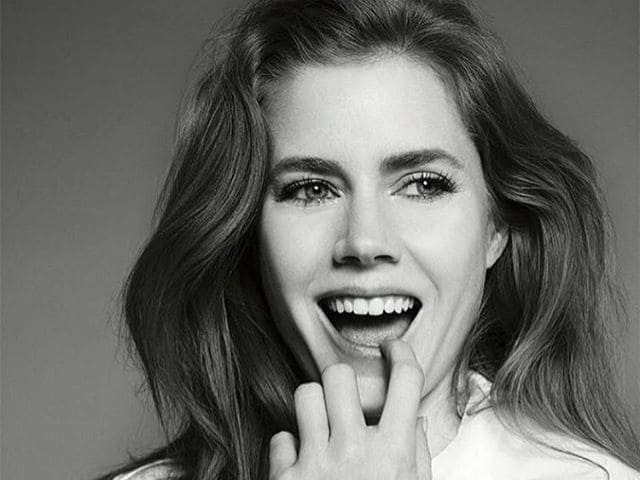 Amy Adams Admits To Being A 'Quiet, Weird' Person At Parties