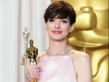 Anne Hathaway Was Miserable on Her Oscar Win