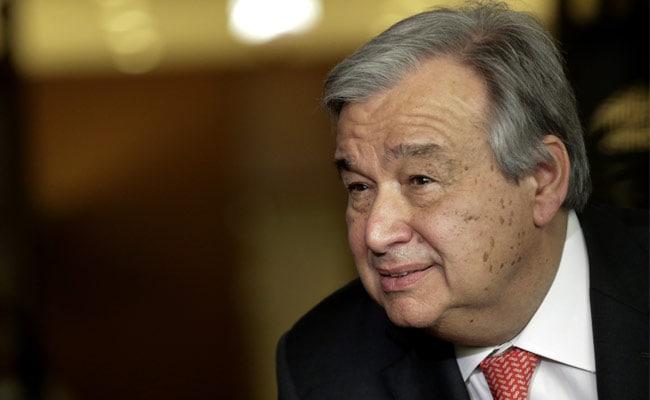 India welcomes Antonio Guterres as next UN Secretary
