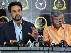 Anurag Thakur Says It's Upto BCCI Members to Accept or Reject Lodha Recommendations