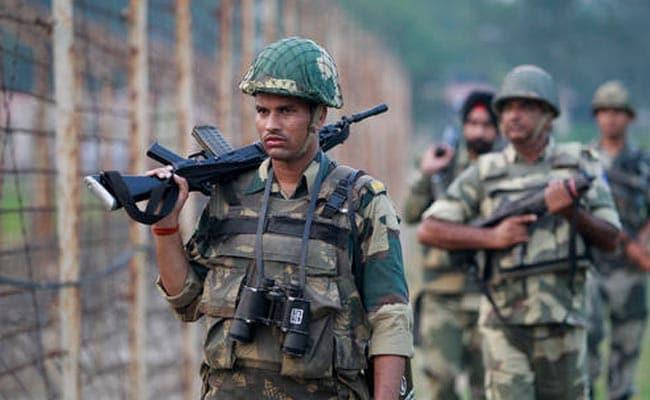 Image result for BSF kills 3 Pakistan Rangers men in Jammu